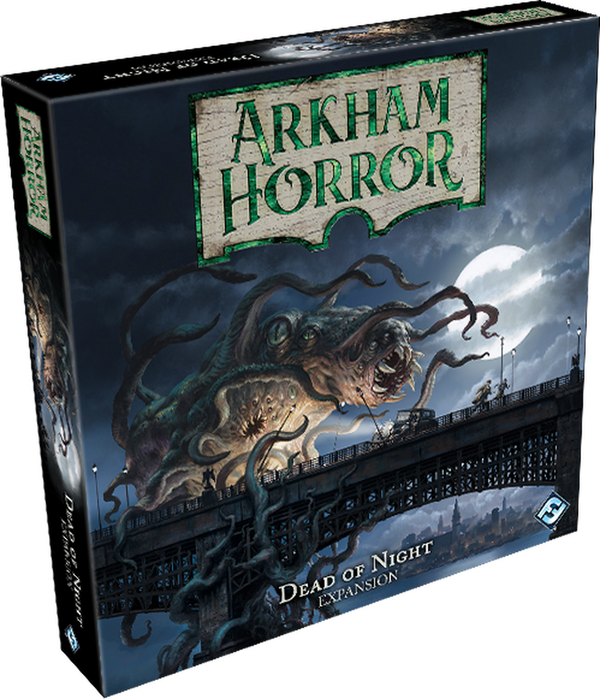 Arkham Horror: 3rd Edition - Dead of Night