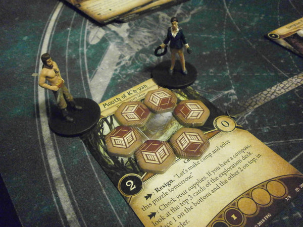 Arkham Horror: The Card Game - Heart of the Elders Mythos Pack