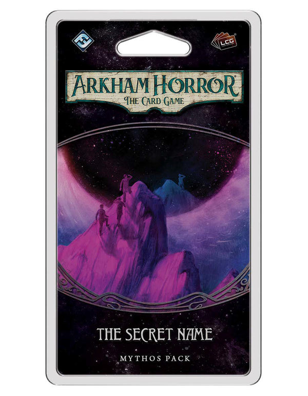 Arkham Horror: The Card Game - The Secret Name Mythos Pack