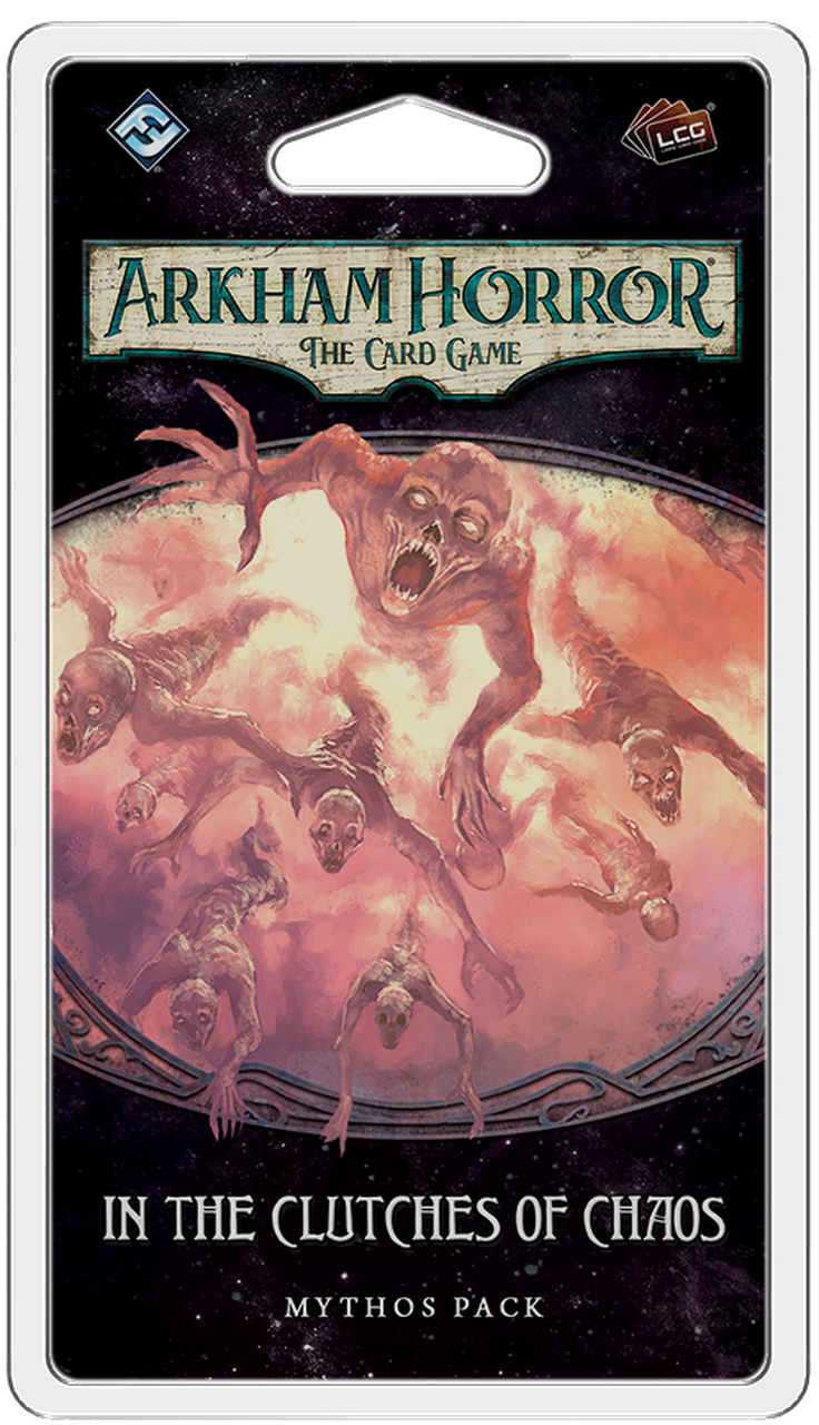 Arkham Horror: The Card Game - In the Clutches of Chaos Mythos Pack