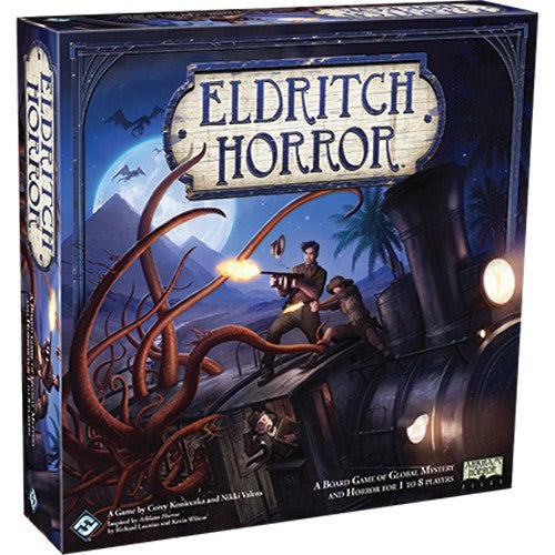 Eldritch Horror: Core Set Board Game - Macronova Games
