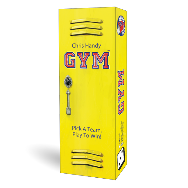 Pack O Games - GYM Board Game - Macronova Games
