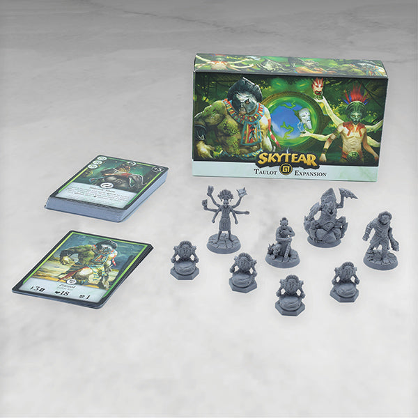 Skytear: Taulot Expansion Board Game - Macronova Games