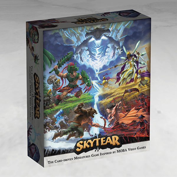 Skytear Board Game - Macronova Games