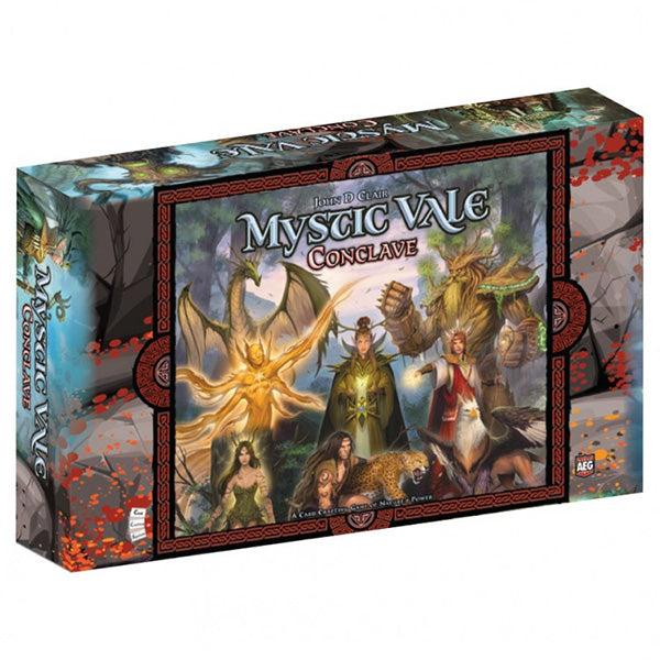 Mystic Vale: Conclave Board Game - Macronova Games