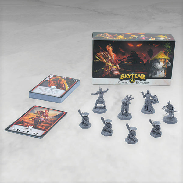 Skytear: Kurumo Expansion Board Game - Macronova Games