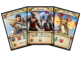 Hero Realms Board Game - Macronova Games