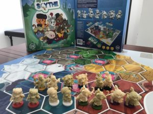 My Little Scythe Board Game - Macronova Games