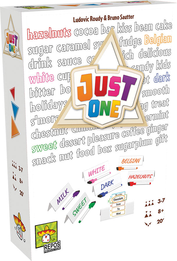 Just One Board Game - Macronova Games