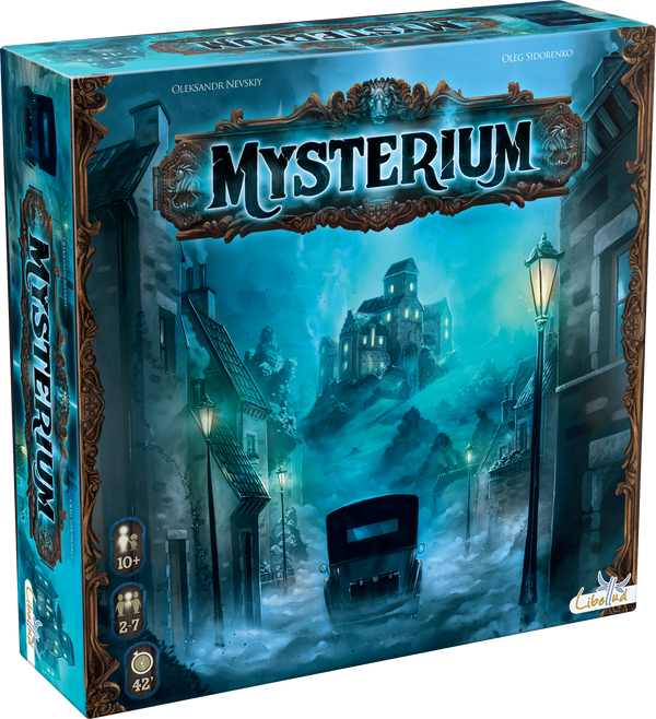 Mysterium Board Game - Macronova Games
