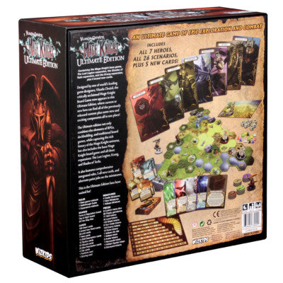Mage Knight Ultimate Edition Board Game - Macronova Games