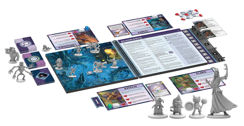 Stuffed Fables Board Game - Macronova Games