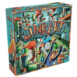 Junk Art Board Game - Macronova Games