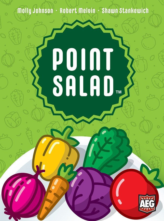 Point Salad Board Game - Macronova Games