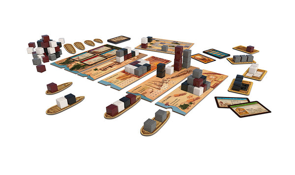 Imhotep Board Game - Macronova Games