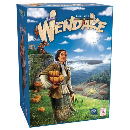 Wendake Board Game - Macronova Games