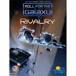 Roll for the Galaxy: Rivalry Board Game - Macronova Games