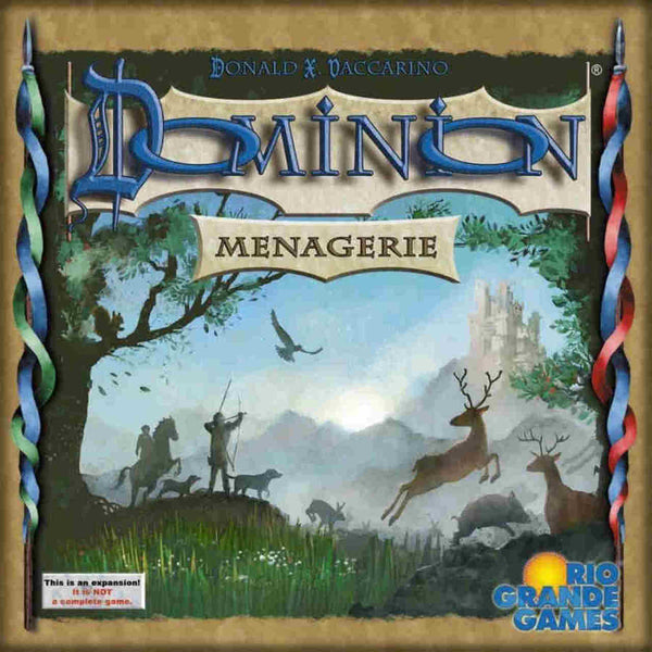 Dominion: Menagerie Board Game - Macronova Games