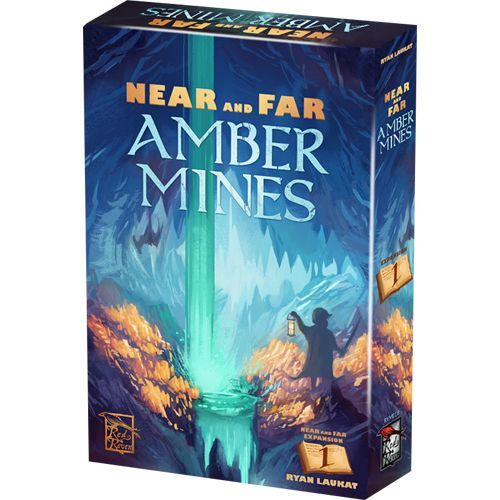 Near and Far: Amber Mines Board Game - Macronova Games