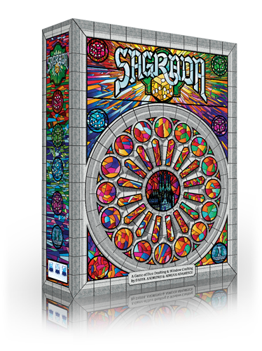 Sagrada Board Game - Macronova Games