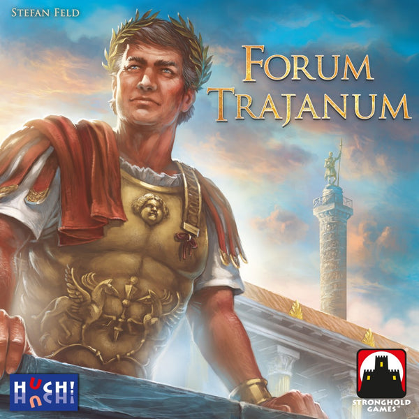 Forum Trajanum Board Game - Macronova Games