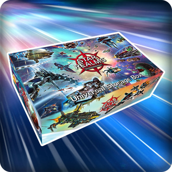 Star Realms Universal Storage Box Board Game - Macronova Games