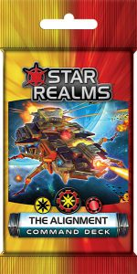 Star Realms: Command Deck - The Alignment Board Game - Macronova Games