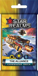 Star Realms: Command Deck - The Alliance Board Game - Macronova Games
