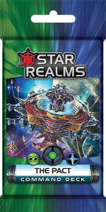 Star Realms: Command Deck - The Pact Board Game - Macronova Games