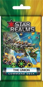 Star Realms: Command Deck - The Union Board Game - Macronova Games