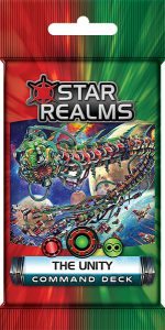 Star Realms: Command Deck - The Unity Board Game - Macronova Games