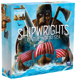 Shipwrights of the North Sea Board Game - Macronova Games