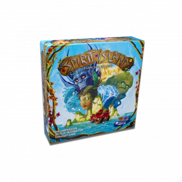 Spirit Island Board Game - Macronova Games