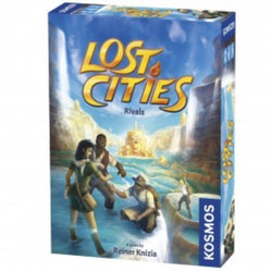 Lost Cities: Rivals Board Game - Macronova Games