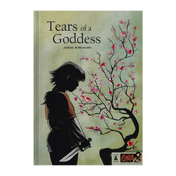 Tears of a Goddess Book - Macronova Games