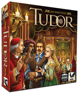 Tudor Board Game - Macronova Games