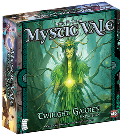 Mystic Vale: Twilight Garden Board Game - Macronova Games