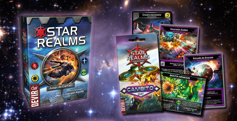 Star Realms Gambit Set