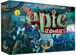 Tiny Epic Zombies Board Game - Macronova Games
