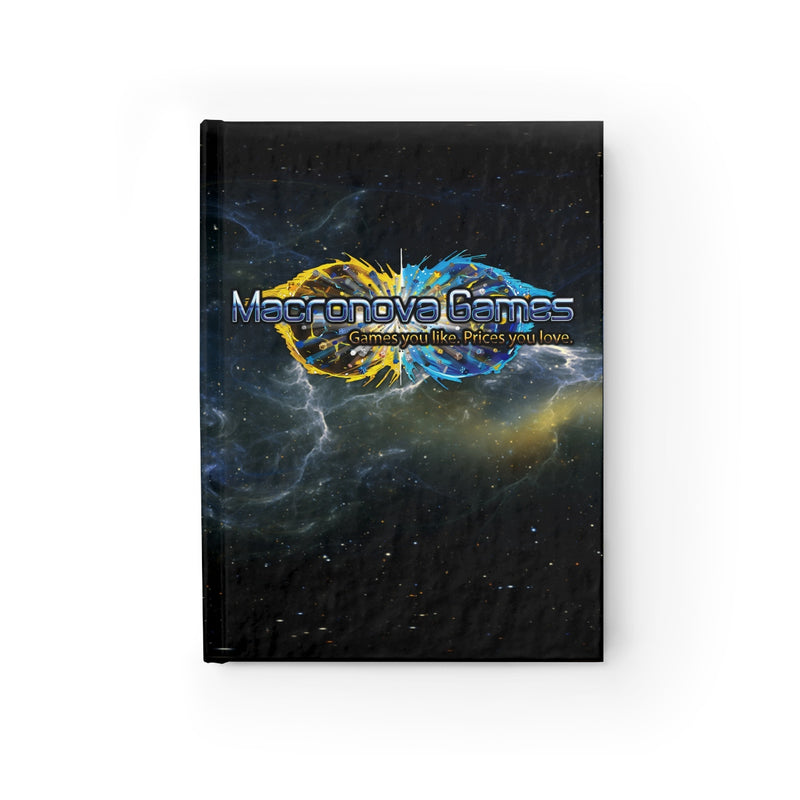 Macronova Games - Ruled Line Journal Paper products - Macronova Games