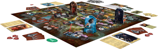 Arkham Horror: Final Hour Board Game - Macronova Games
