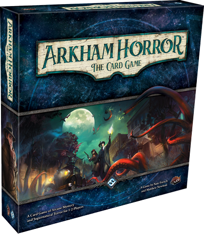 Arkham Horror: The Card Game Board Game - Macronova Games