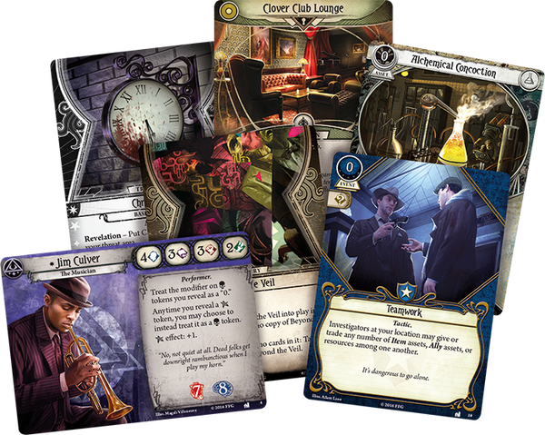 Arkham Horror: The Card Game - The Dunwich Legacy Board Game - Macronova Games