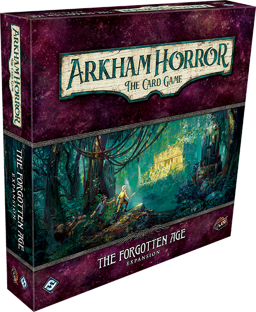 Arkham Horror The Card Game: The Forgotten Age Board Game - Macronova Games