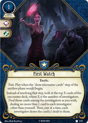 Arkham Horror: The Card Game The Search for Kadath Mythos Pack