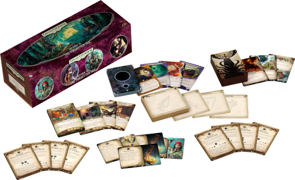 Arkham Horror: The Card Game Return to the Forgotten Age Board Game - Macronova Games
