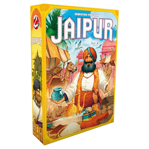 Jaipur (2nd Edition) Board Game - Macronova Games