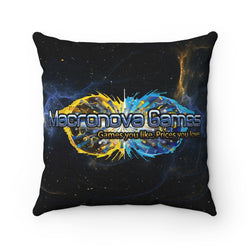 Macronova Games Square Pillow Home Decor - Macronova Games