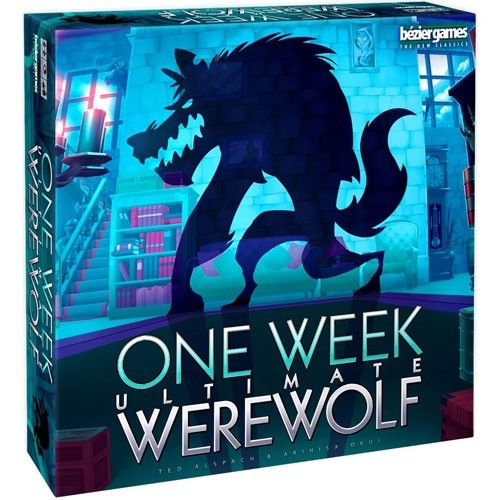 One Week Ultimate Werewolf Board Game - Macronova Games