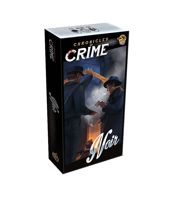 Chronicles of Crime: Noir Board Game - Macronova Games